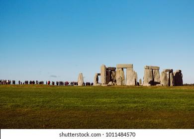 The Stonehenge, UK