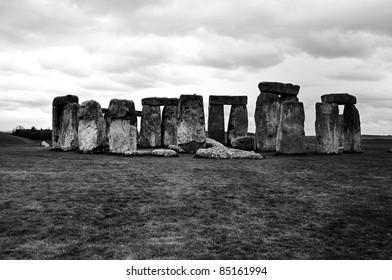 Stonehenge. UK