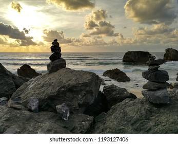 Stoneman and the sea