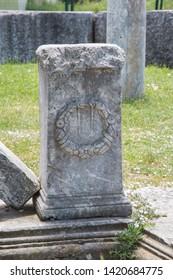 Stones at Aizonai, Anatolia, Turkey