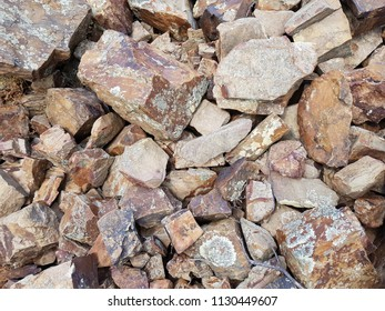 Stones of the countryside
