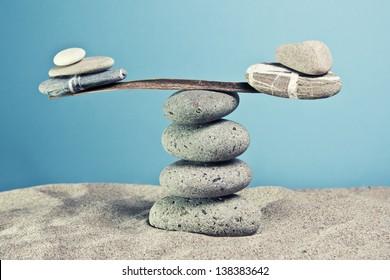 stones equilibrium