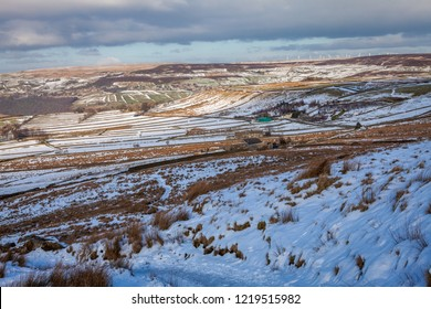 Stoodley Pike is a 1,300-foot (400 m) hill in the south Pennines in West Yorkshire in northern England. It is noted for the 121 feet (37 m) Stoodley Pike Monument