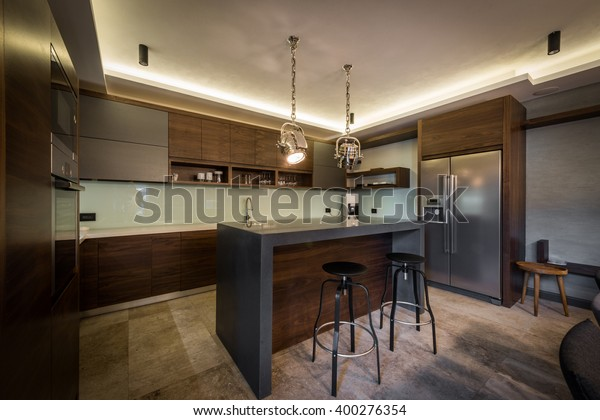 Super Stools Kitchen Bar Kitchen Island Stools Stock Photo Edit Machost Co Dining Chair Design Ideas Machostcouk