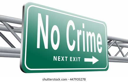 stop crime stopping criminals by neighborhood watch or police force fight criminal behavior stopping violence and arrest offenders or just by prevention,isolated, on white background.3D illustration