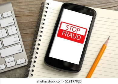 stop fraud alert on mobile phone