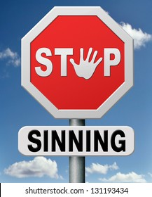 stop sinning resist temptation and go to heaven and not to hell resist to the devil listen to God