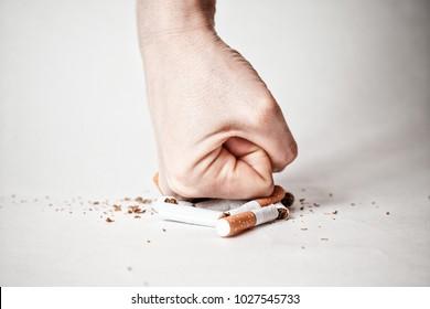 Stop smoking, Quit smoking for health.