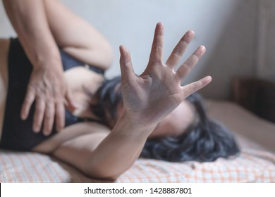 stop violence against Women,sexual abuse, human trafficking,domestic violence rape international women's day, The concept of sexual harassment against women and rape