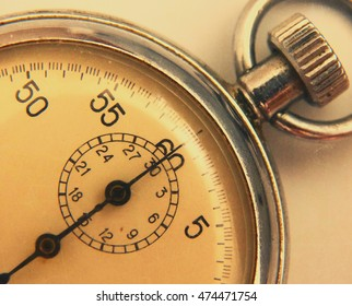 stopwatch retro vintage antiques macro closeup wallpaper background value measure time old clock arrow minute second accuracy timer record