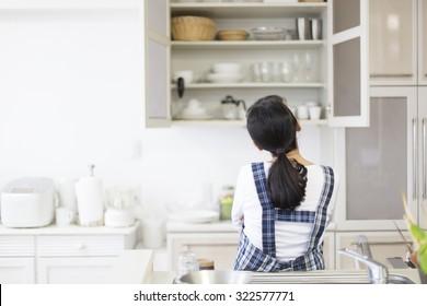 Storage of kitchen