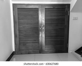 Storage Room Door