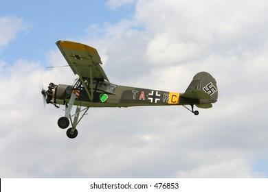 Storch German aircraft