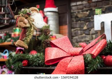 Store Christmas Decor