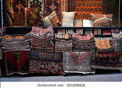 store of turkish carpets, rugs and pillows