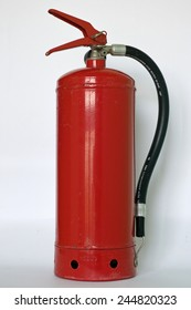 a stored- pressure fire extinguisher in ABC class