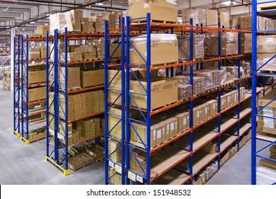 Storehouse rack