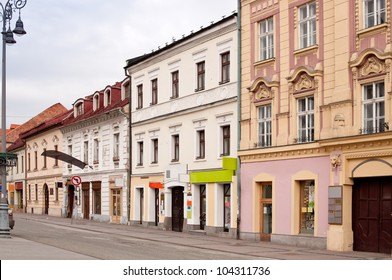 Stores and Apartments - Banska Bystrica, Slovakia