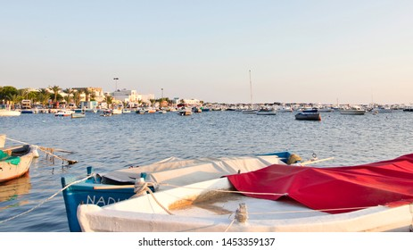 Stories by the sea from Porto Cesareo seafront way