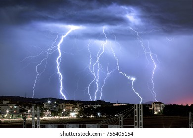Storm by Night