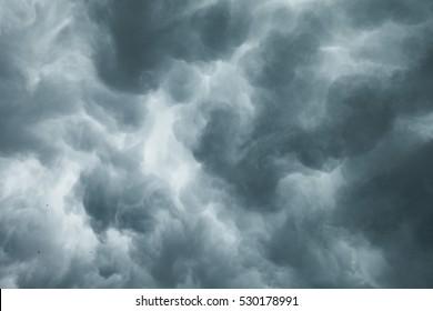 storm cloud details