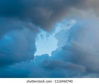 Storm clouds brewing over Kentucky