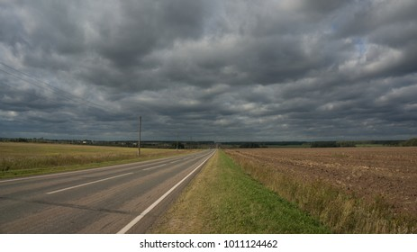 Storm is Coming to Highway