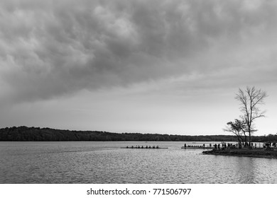 Storm front rowing