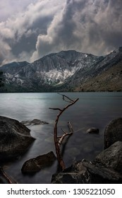 Storm going in at convict lake