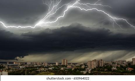 Lightening Storm Images, Stock Photos & Vectors | Shutterstock