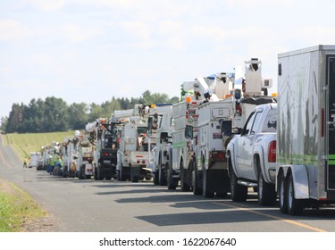 Storm Recovery Emergency Utility Services