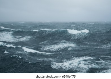Storm at Sea,