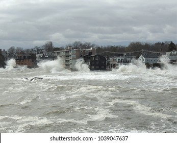 Storm Surge March 3, 2018 Massachusetts