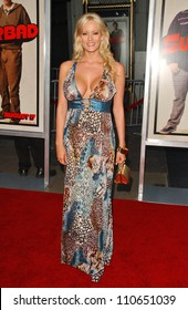 """Stormy Daniels at the Los Angeles Premiere of """"Superbad"""". Grauman's Chinese Theatre, Hollywood, CA. 08-13-07"""