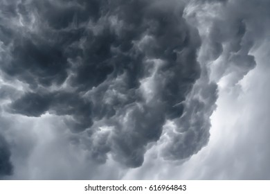 Stormy Weather Clouds