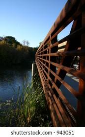Stoughton, WI bridge