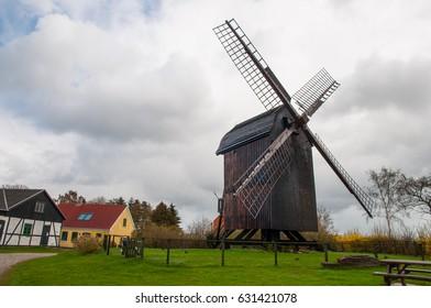 Stovby mill on Falster in Denmark
