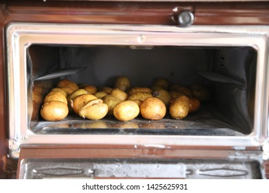 stove and oven baked potatoes