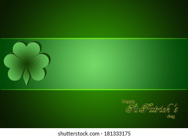 St.Patrick's Day card