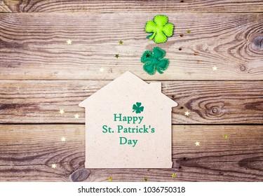 Saint Patricks Day Family Stock Photos, Images & Photography