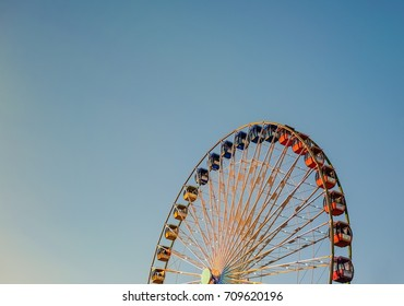 ST.PAUL, MN, USA - AUGUST, 2017: Minnesota State Fair -  the largest state fair in the United States.