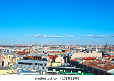 St.Peterburg city view