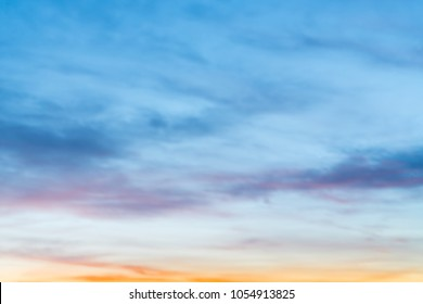 stract morning sky colors for conceptual and backgrounds
