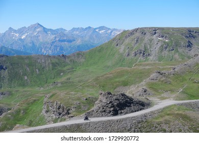 The Strada dell'Assietta, also known as Strada Provinciale (SP) 173 del Colle dell'Assietta, is a 34 km-long dirt road between Sestriere and the SP 172 at Pian dell'Alpe, near the Colle delle Finestre