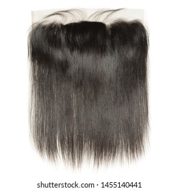 straight black human hair weaves extensions lace closure frontal