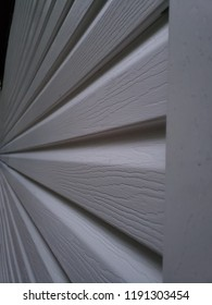 straight line geometric pattern siding Construction Wall