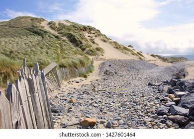 Strandhill Beach in County Sligo, Ireland
