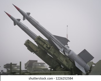 Strategik SAM system S-125M, USSR guns, cold war, rockets