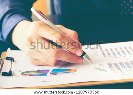 Strategy Planning Analysis Concept On Future Stock Photo Edit Now