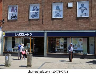 Lakeland Kitchen Shop Images, Stock Photos & Vectors   Shutterstock